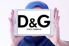 Logo di Dolce e Gabbana Immagine Stock
