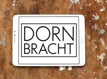 Logo di Dornbracht Fotografia Stock