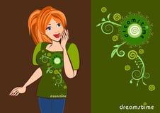 Logo di Dreamstime Fotografia Stock