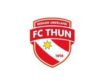 Logo di FC Thun royalty illustrazione gratis