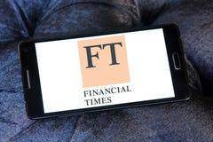 Logo di Financial Times Immagine Stock