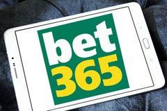 Logo di gioco della società Bet365 Fotografia Stock