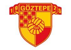 Logo di Göztepe royalty illustrazione gratis
