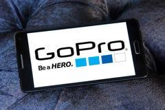 Logo di Gopro Fotografia Stock Libera da Diritti