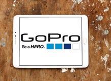 Logo di Gopro Fotografie Stock