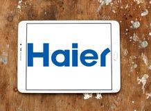 Logo di Haier Group Corporation Fotografia Stock