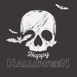 Logo di Halloween illustrazione di stock