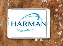 Logo di Harman International Industries Fotografia Stock