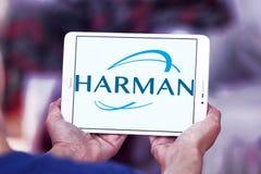 Logo di Harman International Industries Fotografia Stock Libera da Diritti