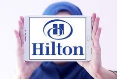 Logo di Hilton Fotografia Stock Libera da Diritti