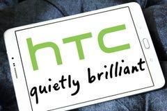Logo di Htc Fotografie Stock