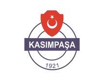 Logo di Kasimpaşa royalty illustrazione gratis