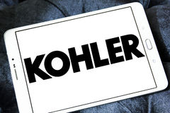 Logo di Kohler Fotografie Stock