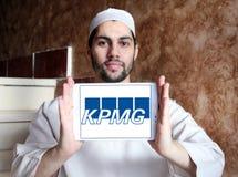 Logo di Kpmg Immagini Stock
