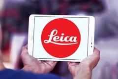 Logo di Leica Fotografie Stock
