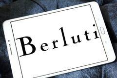 Logo di marca dell'abbigliamento di Berluti Immagine Stock