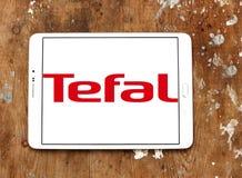 Logo di marca di Tefal Immagine Stock