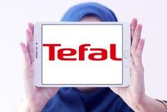 Logo di marca di Tefal Fotografia Stock Libera da Diritti