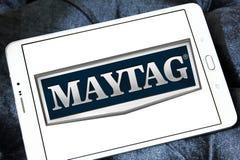 Logo di Maytag Corporation Immagine Stock Libera da Diritti