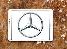 Logo di Mercedes immagini stock libere da diritti