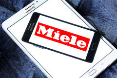 Logo di Miele Immagine Stock