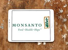 Logo di Monsanto Company Immagine Stock