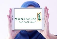 Logo di Monsanto Company Fotografia Stock