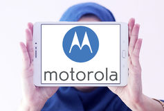 Logo di Motorola Immagine Stock