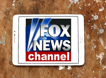 Logo di notizie di Fox Fotografie Stock
