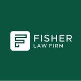 Logo di Office Letter F dell'avvocato dell'avvocato dello studio legale Fotografia Stock Libera da Diritti