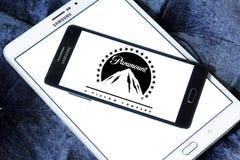 Logo di Paramount Pictures Fotografia Stock Libera da Diritti