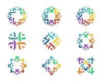 Logo di progettazione Fotografia Stock Libera da Diritti