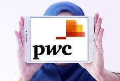 Logo di Pwc Fotografia Stock
