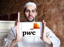Logo di Pwc Immagini Stock