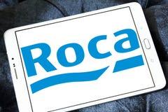 Logo di Roca Immagini Stock