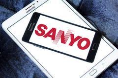 Logo di Sanyo Fotografia Stock Libera da Diritti