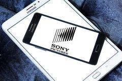 Logo di Sony Pictures Immagini Stock