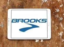 Logo di sport dei ruscelli Immagine Stock