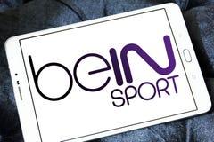 Logo di sport di Bein fotografie stock libere da diritti