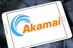 Logo di tecnologie di Akamai Fotografie Stock Libere da Diritti