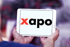 Logo di Xapo Immagini Stock Libere da Diritti