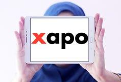 Logo di Xapo Fotografia Stock