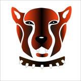 Logo dog royalty free stock photo