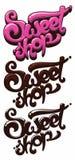 Logo doux de système illustration de vecteur