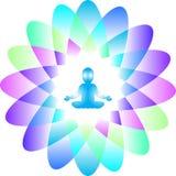 logo Driva och energi Royaltyfri Foto