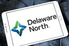Logo du nord de société du Delaware Images libres de droits