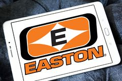 Easton archery company logo Stock Images