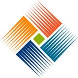 logo elegancki Obraz Royalty Free