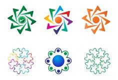 Logo element Stock Images