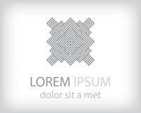 Logo element Stock Photo